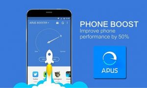 APUS Booster - Increased mobile data speed