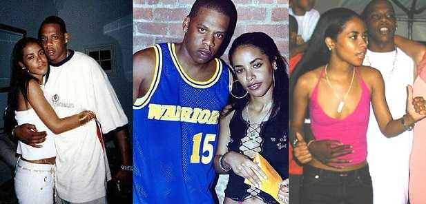 Aliyah dated Jay Z before R Kelly