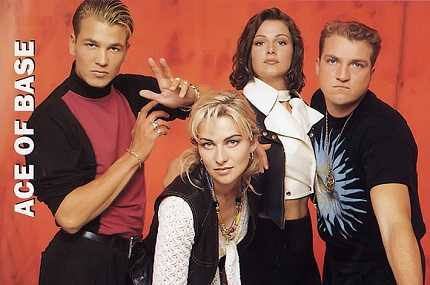 Most touring band of the 90s, Ace of Base