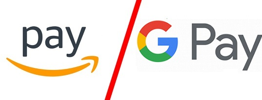 Difference between Amazon Pay and Google Pay