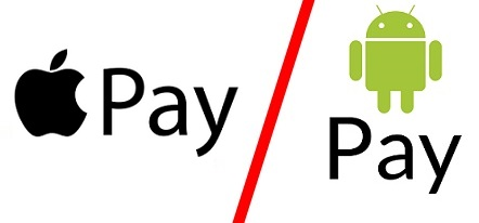 Difference between Apple pay and Android pay