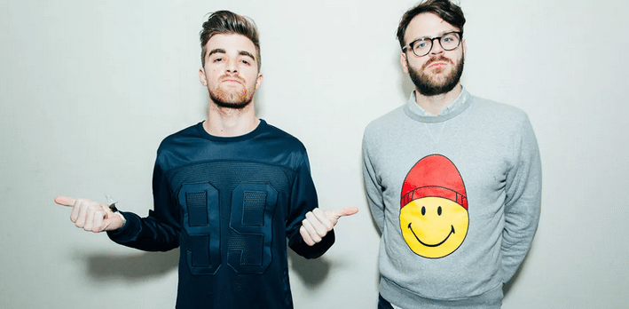 Chainsmokers, a gay duo?
