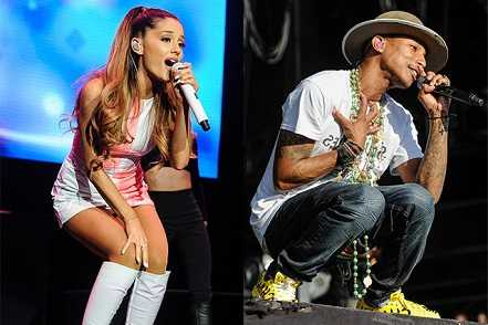 Pharrell Williams wrote songs for Ariana Grande on Manchester attacks