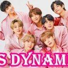 Dynamite – BTS