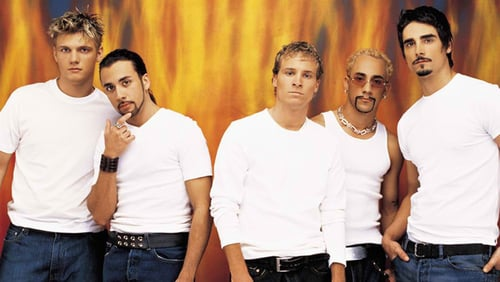 Backstreet Boys live performance