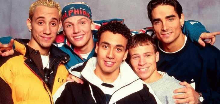 Backstreet Boys cute pics.