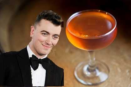 Sam Smith used to serve drinks in a bar