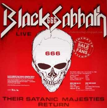 Ozzy Osbourne is the key figure of Black Sabbath