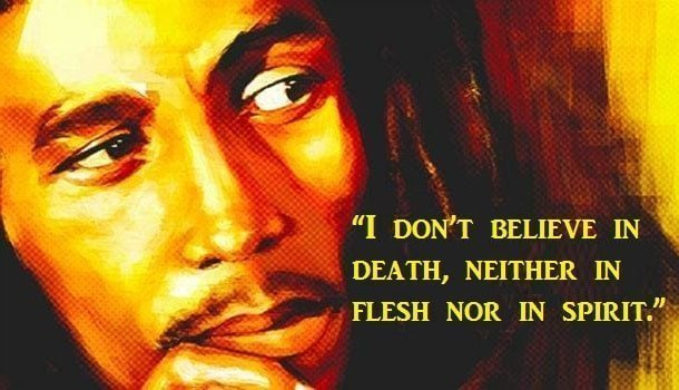 Bob Marley never ate meat because of Rastafarianism