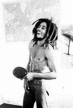 Bob Marley looks like a girl