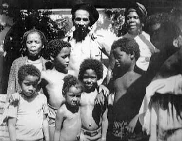 Bob Marley has more than 50 legal and illegal children.