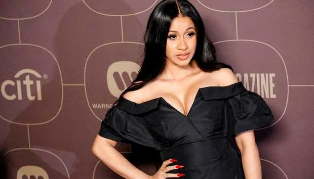 Beautiful pics of Cardi B