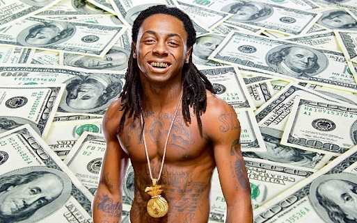 Lil Wayne made millions sitting in jail