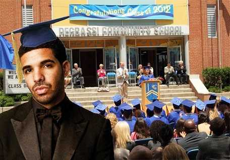Drake is a music graduate