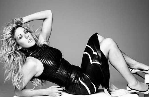 Ellie Goulding full nude