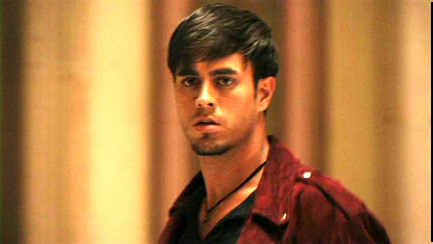 Enrique Iglesias acted in a Hollywood movie Once Upon a Time in Mexico
