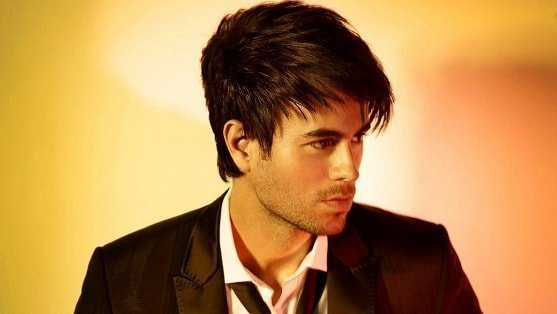 Enrique Iglesias dropped out of college