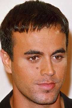 Enrique Iglesias mole was thought to be cancerous.