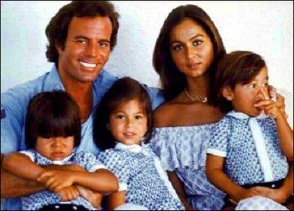 Parents of Enrique Iglesias