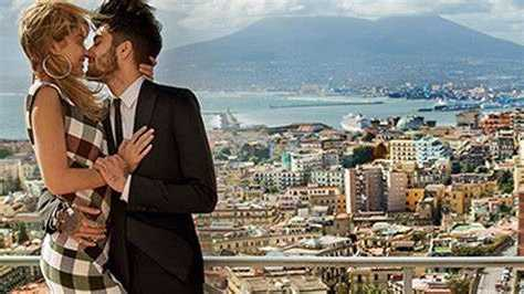 Gigi Hadid and Zayn Malik were secretly engaged in Italy