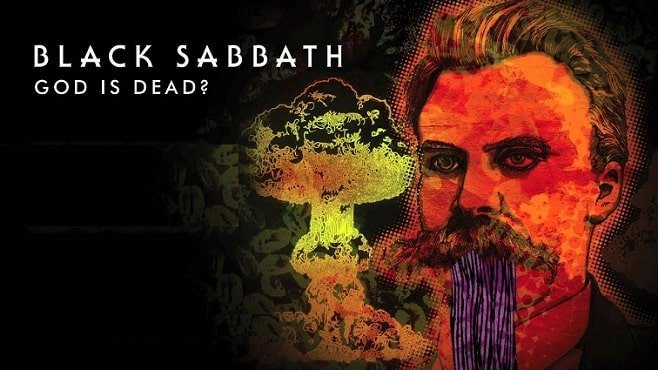 God is dead is Black Sabbaths latest and last single till date