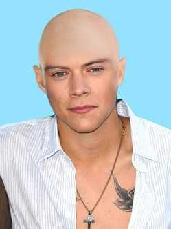 Harry Styles hates his hair