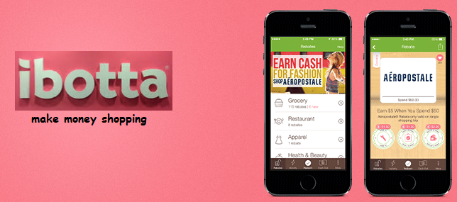Ibotta app - make money shopping