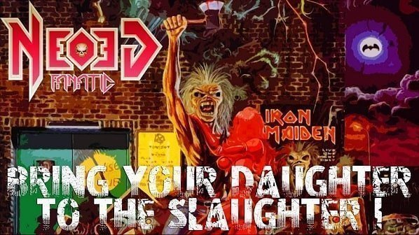 Iron Maiden lyrics are scarier than most horror movies