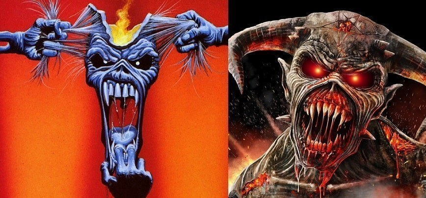 Lithuania banned scary Iron Maiden mascot Eddie
