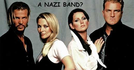 Prominent Ace of Base band members are former Nazis