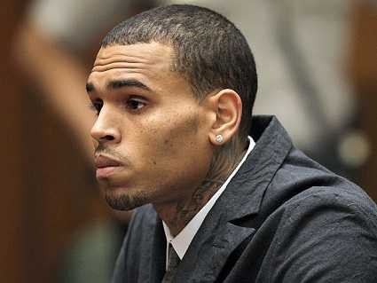 Chris Brown suffers from mood fluctuations or is a bipolar