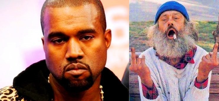 Is Kanye West insane stupid or angry