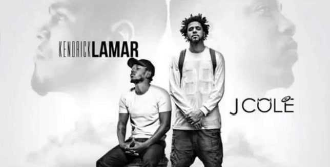 Songs of J. Cole and Kendrick Lamar