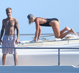 Justin Bieber banged Sofia Richie many times, caught on cam