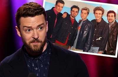 Justin Timberlake was responsible for N Syncs break up