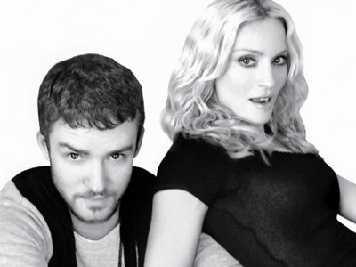 Madonna mentored Justin Timberlake