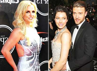 Justin Timberlake cheated Jessica Beil with Britney Spears
