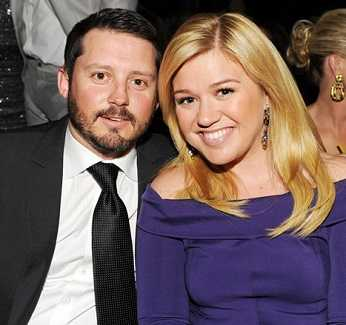 Kelly Clarkson eloped with Brandon Blackstock
