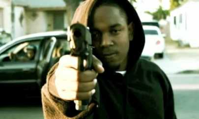 Is Kendrick Lamar a gangster?