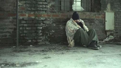 Kurt Cobain was homeless for a year
