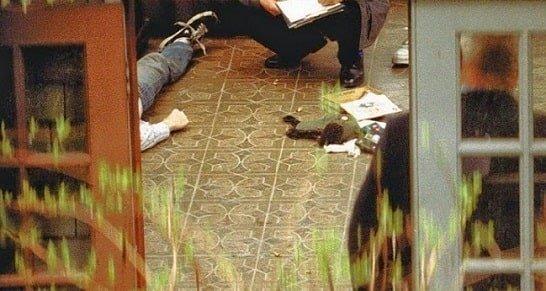 Kurt Cobain killed himself with a shot gun