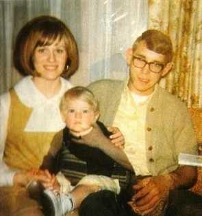 Kurt Cobain was shaken by his parents divorce