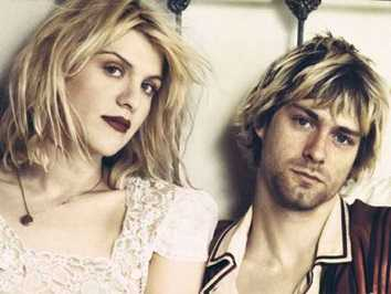 Kurt Cobain physically abused his wife Courtney
