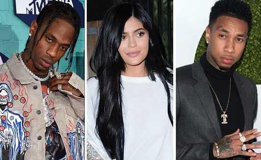Kylie Jenner betrayed Tyga by sleeping with Travis Scott