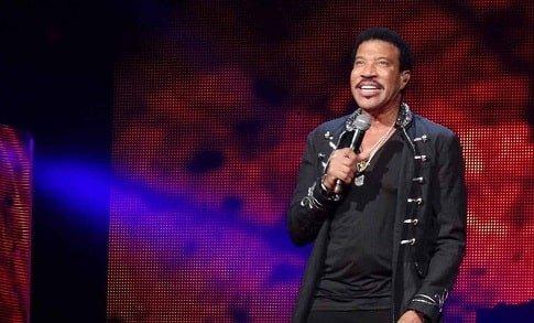 Lionel Richie is a born again Christian