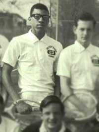 Lionel Richie was in the college tennis team