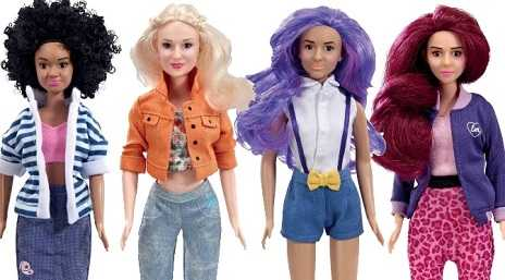 Buy Little Mix dolls for 19.99