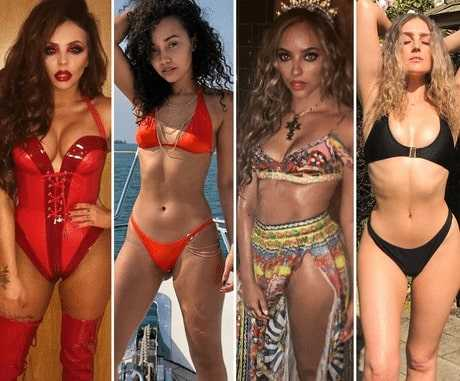 Sexy pics of Little Mix