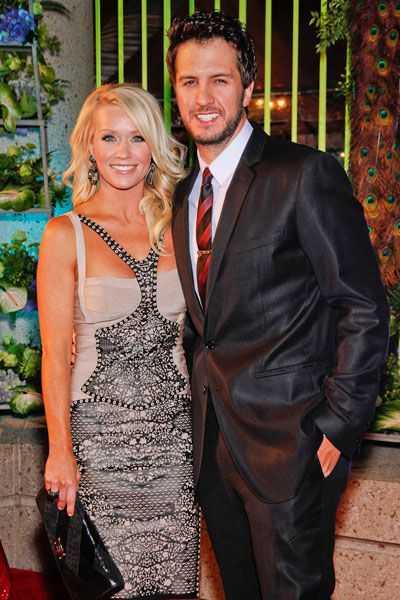 Luke Bryan and Caroline are divorced