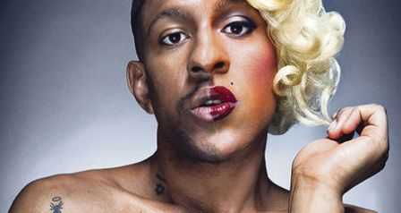 Mykki Blanco, the gay pride of USA
